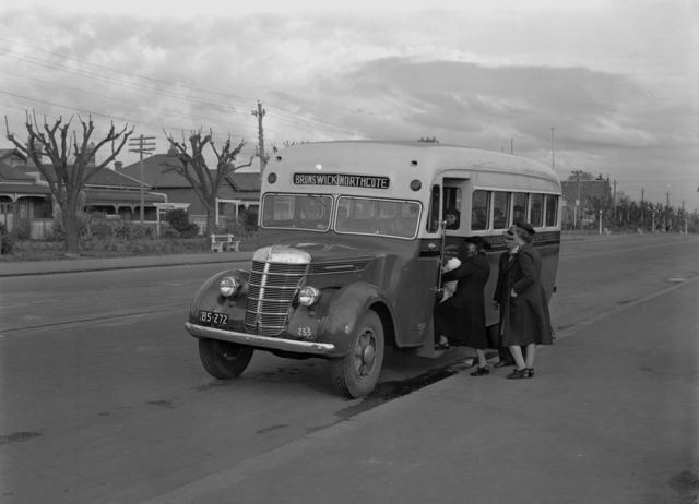 1941 International Harvester, D2 Station Wagon