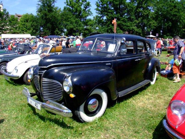1941 Plymouth Special De Luxe