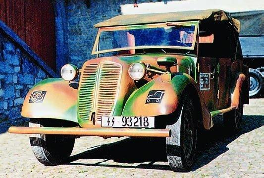 1941 Tatra-57К