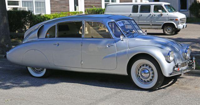 1941 Tatra T87, sn 49870 and engine no 12786345