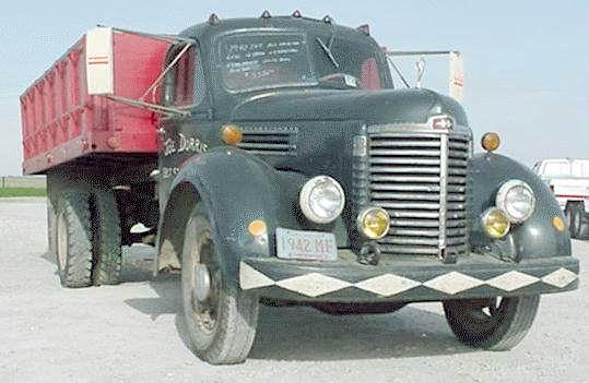 1942 international 6cyl4spd