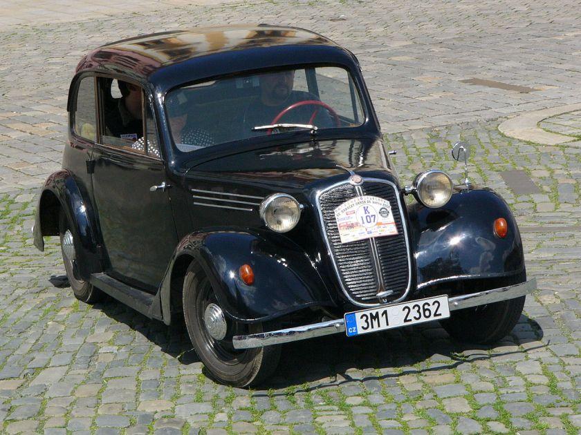 1942 Tatra 57 B