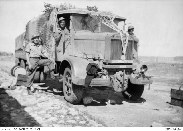 1944 Lancia, Esaro 267 4x2 medium truck