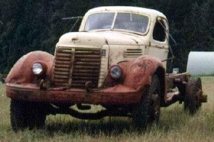 1945 International