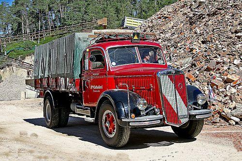 1947-1963 LANCIA 3 RO ESATAU 864 TRUCK