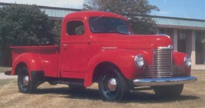 1947 International-kb-2-pickup