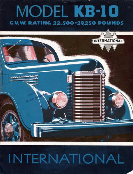 1947 International Model KB-10 Trucks