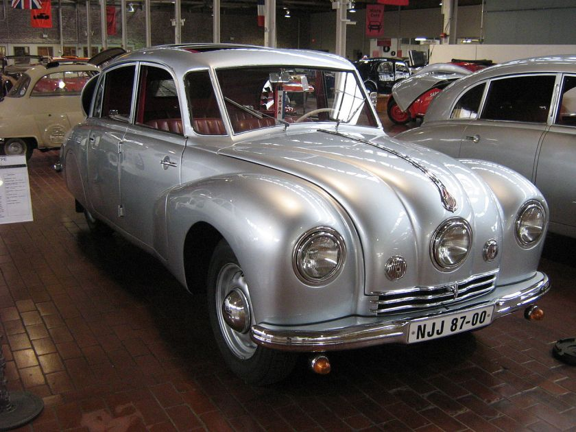 1947 Tatra T-87