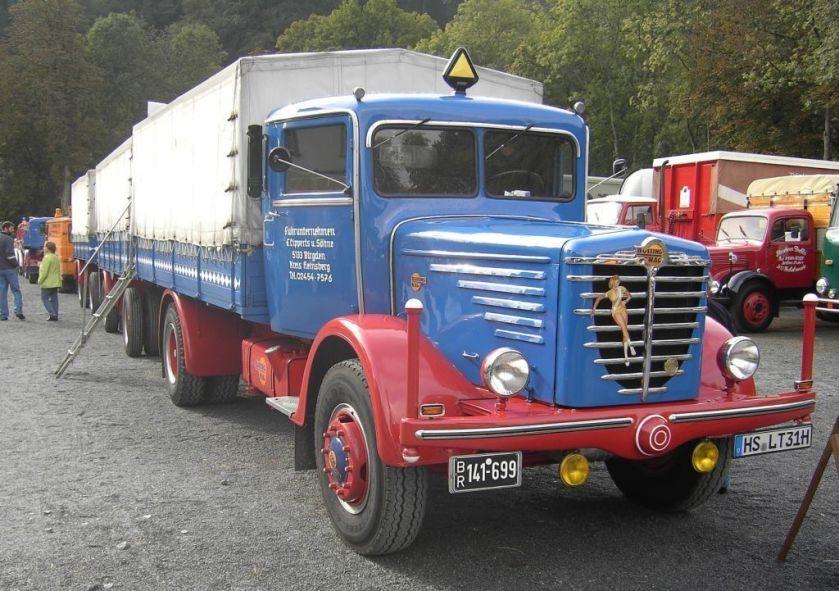 1948 Büssing-NAG 5000 S (1948)