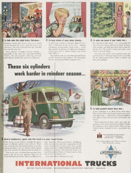 1948 International Metro Advertising Proof a