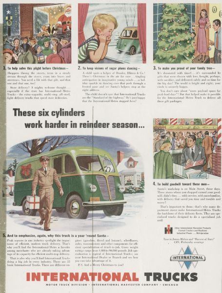 1948 International Metro Advertising Proof a