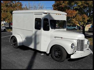 1948 International Panel van