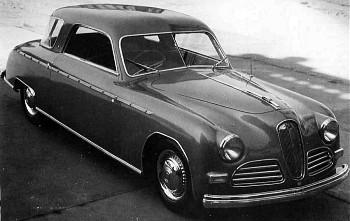 1948 Lancia Aprilia Grand Gala Boneschi
