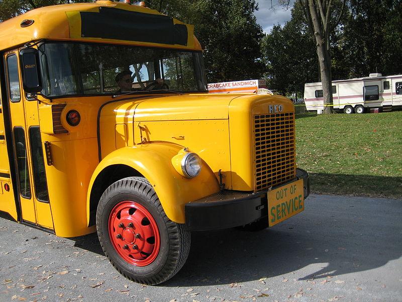 1948 REOschoolbus