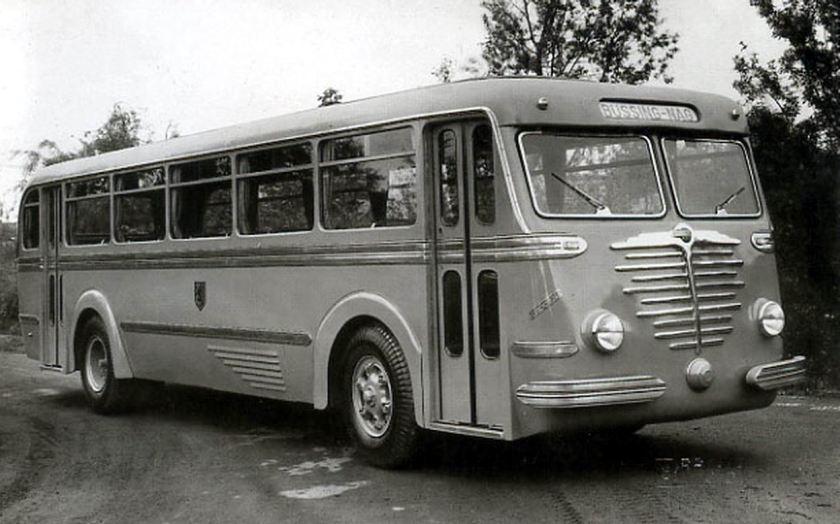 1949 Büssing NAG 5000 TU