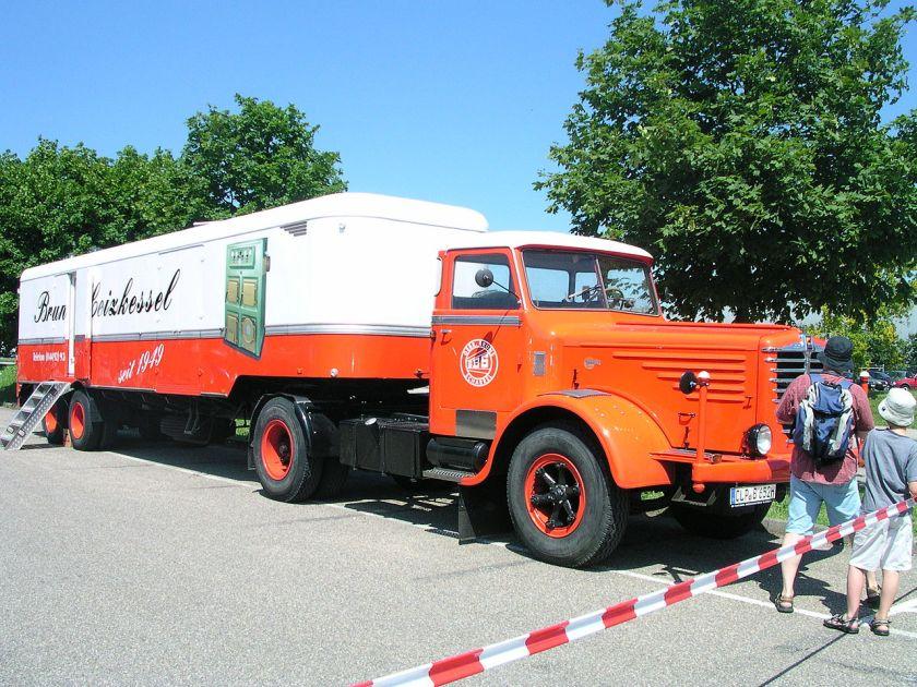 1949 Büssing
