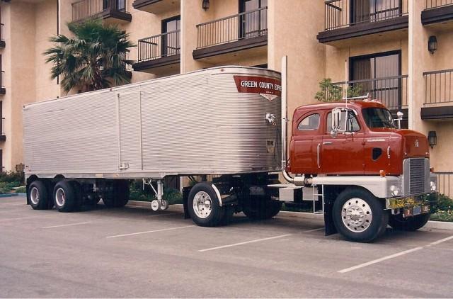 1949 International Harvester RDC 405