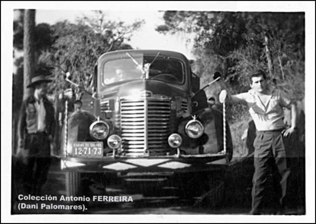 1949 International KB-8