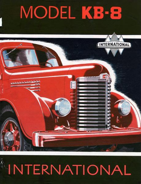 1949 International Model KB-8 Trucks
