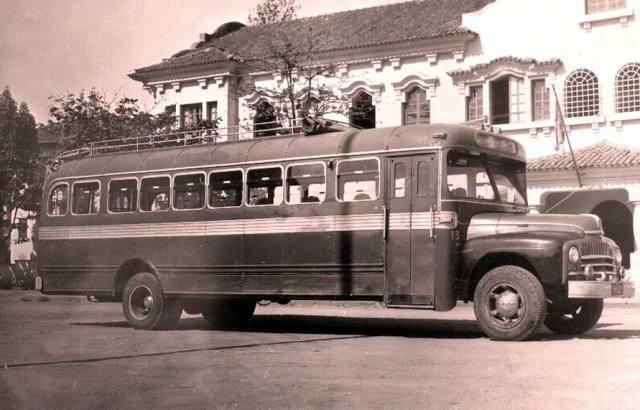 1950 International Harvester Bus