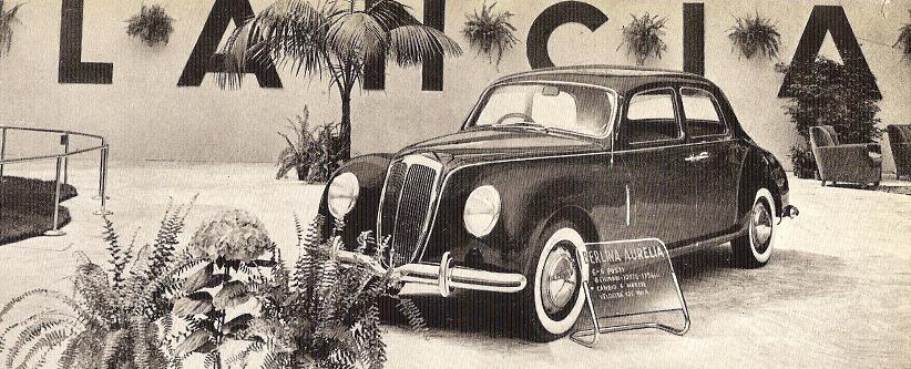 1950 Lancia Aurelia b10 uno