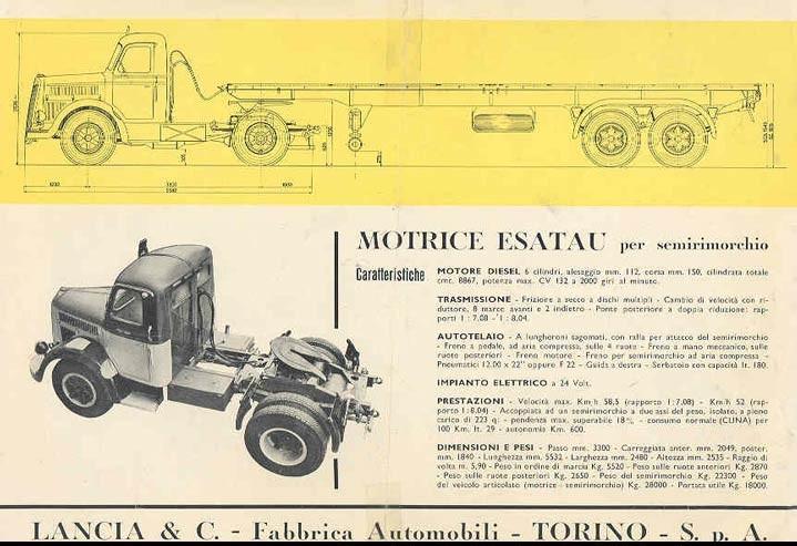 1950 Lancia_Esatau_anni50_camion_2