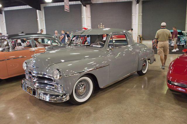 1950 Plymouth Deluxe Coupé