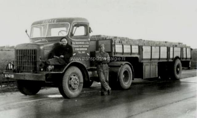1950's International Haukes