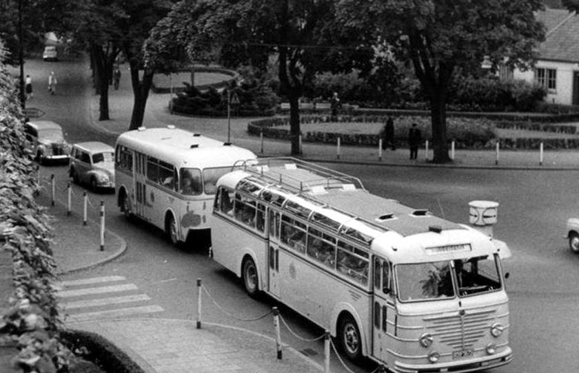 1951 Büssing 5000 TU D