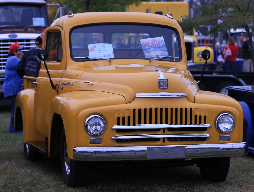 1951 International Harvester L110