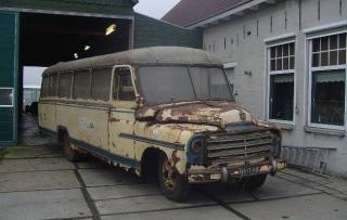 1951 International Harvester Touringcar L160 ECF Matser 23
