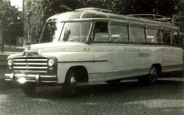 1951 International Harvester Touringcar L160 ECF Matser 23a