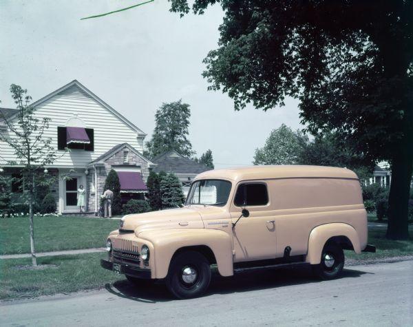 1951 International L-110 Truck (115-Inch W.B.)