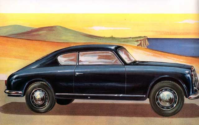 1951 lancia auralia gt 2500