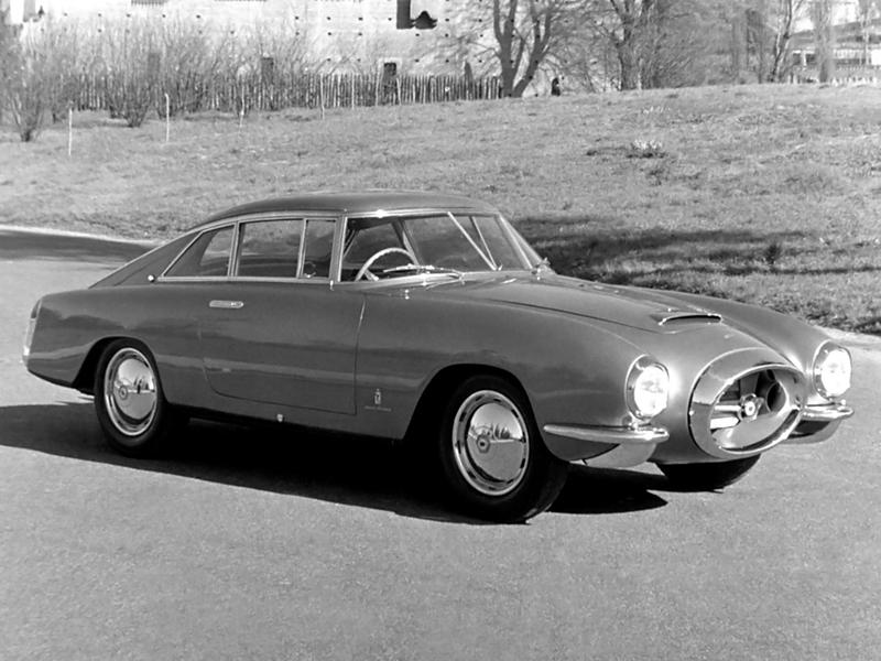1951 Lancia Aurelia B52 PF200 Pininfarina Concept Coupé