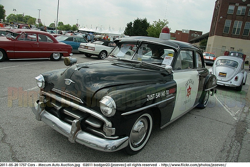 1951 Plymouth Cambridge a