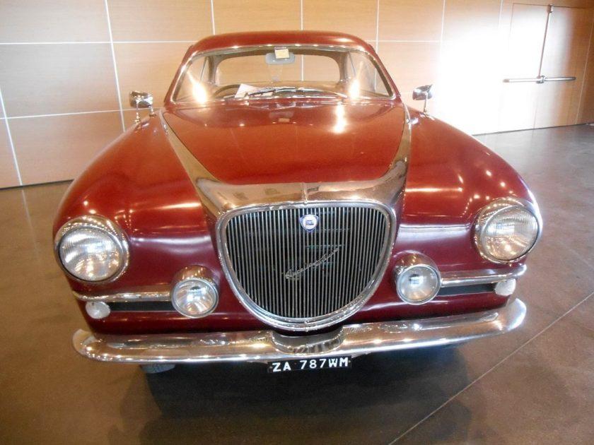 1951 Vignale Lancia Aurelia B50 Coupe a
