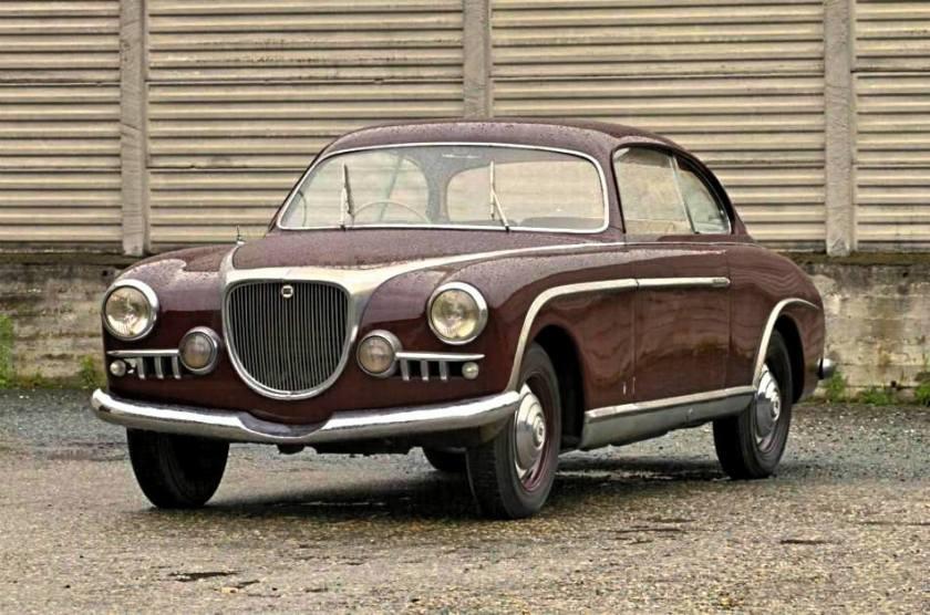 1951 Vignale Lancia Aurelia B50 Coupe
