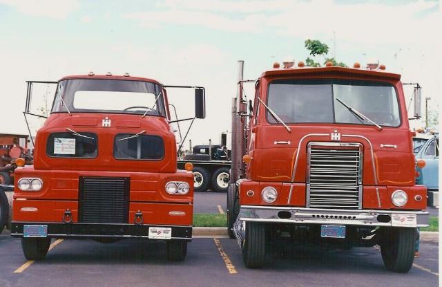 1951+1953 International Harvester Sightliner and DCO