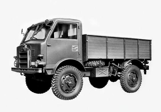 1952-70 Lancia CL51