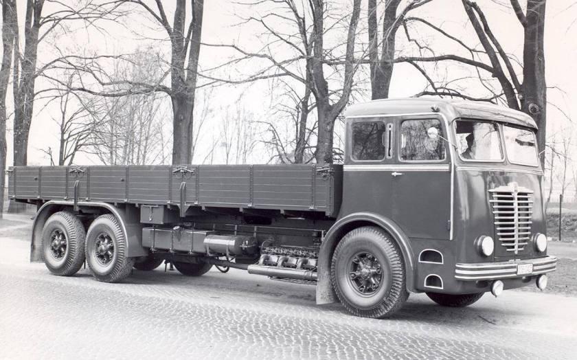 1952 Büssing U12000