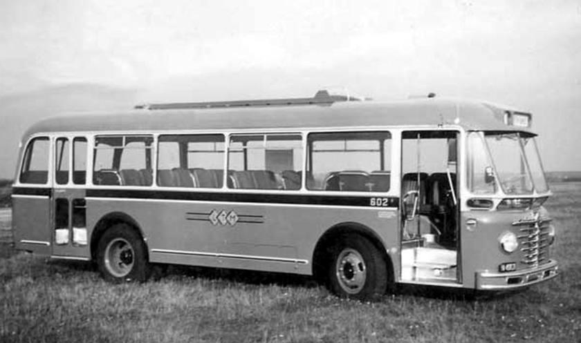 1952 Büssing voor de LTM