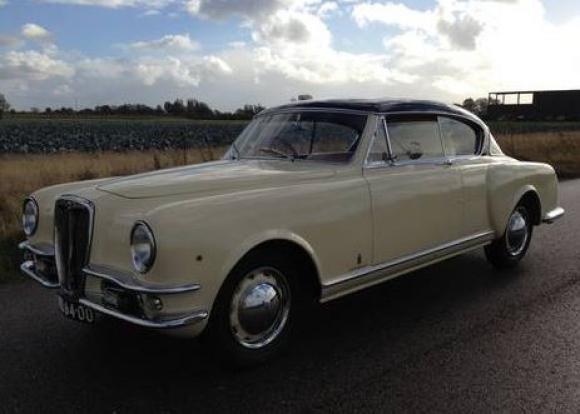 1952 Lancia Aurelia Pininfarina Coupe Front