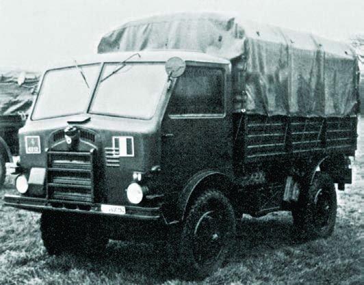 1952 Lancia CL51, 4x4