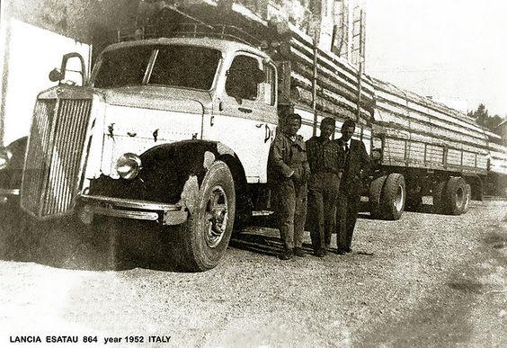 1952 - LANCIA ESATAU 864