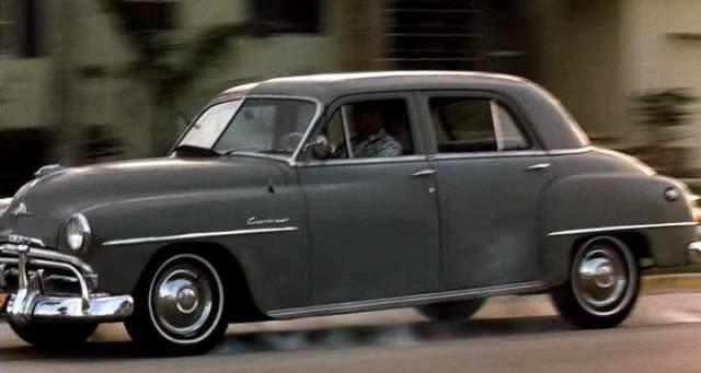 1952 Plymouth Cambridge Four Door Sedan [P-23]
