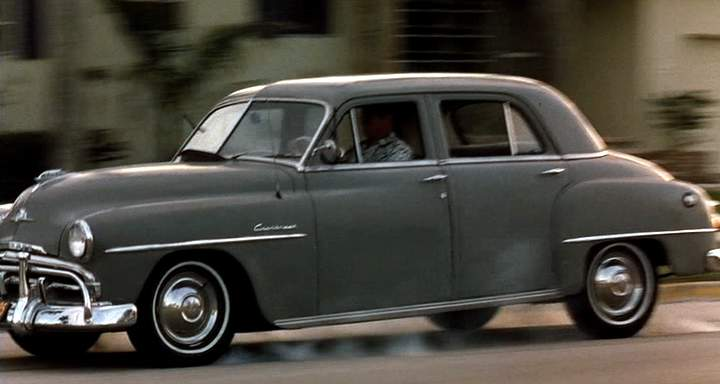 1952 Plymouth Cambridge Four Door Sedan [P-23]