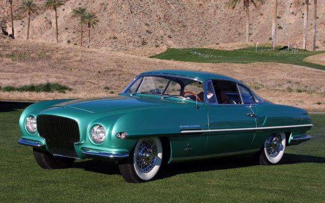 1952 Plymouth Explorer Ghia Sport Coupe fvl