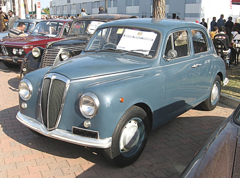 1953-63 Lancia Appia-First-Series