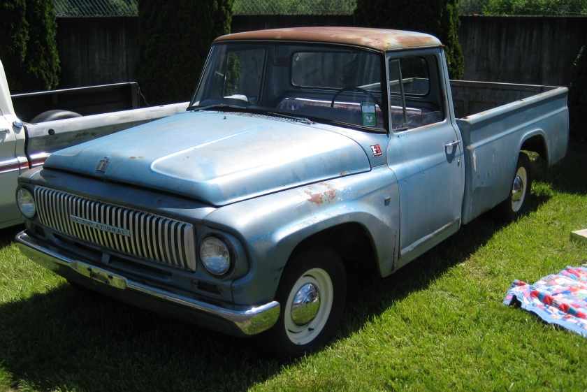 1953 International Harvester D1100